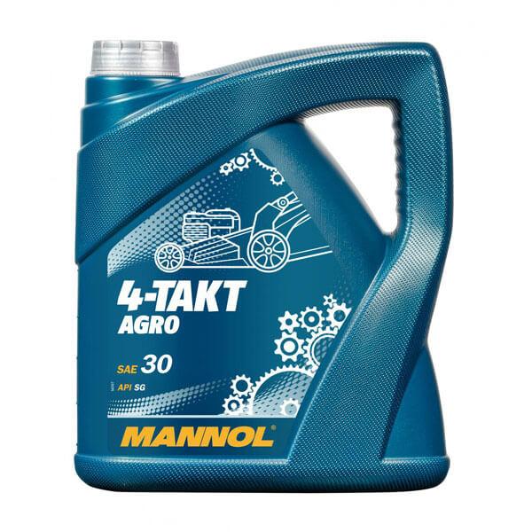 Mannol 4-TAKT AGRO õli muruniidukile